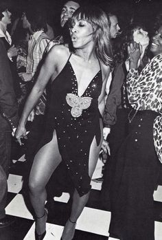 Tina Turner-Studio 54