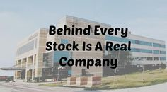 Investing Tip #9: Invest In Companies, Not Stocks. Whenever you invest in shares of a company, think that you are buying a business, not a stock. Graham and Warren Buffet, two great investors, emphasize that there is no difference between buying a business and shares in a business.