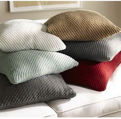 Pottery Barn Pillow Inserts Adorable Cameron Organic Matelasse Bolster Pillow Cover  Pottery Barn  Hs Design Ideas
