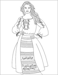 Nicole& Free Coloring Pages Floral Fashion, Colorful Fashion, Free Coloring Pages, Coloring Books, Fashion Illustration Portfolio, Sailor Moon Coloring Pages, Abc For Kids, Embroidery Transfers, Autumn Art