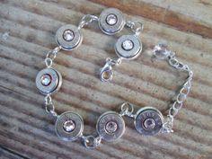 Bullet Link Bracelet .45 Auto