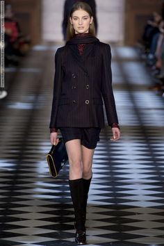 Tommy Hilfiger collection (Fall 2013, New York Fashion Week) (45 HQ pictures)