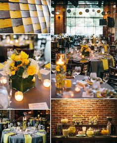 grey & yellow wedding cant decided if i want these colors or not(what season)???
