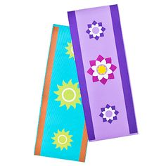 kids yoga mat - Bought this for Bella but it's too small for her. Better for ages 2 to 3 year olds.