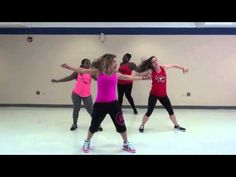 Donk by Soulja Boy Tell 'Em for Dance Fitness