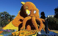 Фестиваль лимонов в Ментоне. Обсуждение на LiveInternet - Российский Сервис Онлайн-Дневников