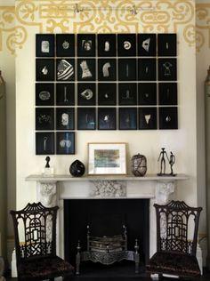 robert courturier - thoughtfully arranged art installation