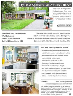 SAMPLE -FOR SALE BY OWNER HOUSE FLYER- http://images.younghouselove.com.s3.amazonaws.com/2013/05/Flyer-Front-Big.jpg