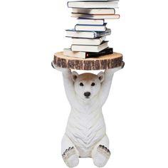 Penny the Polar Bear Table | Lamp Table
