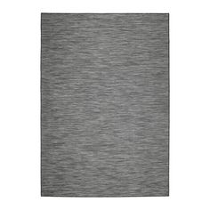 """IKEA - HODDE, Rug, flatwoven, 4 ' 4 """"x6 ' 5 """", , Durable, stain resistant and easy to care for since the rug is made of synthetic fibers.Ideal in your living room or under your dining table since the flat-woven surface makes it easy to pull out the chairs and vacuum.The rug is perfect for outdoor use since it is made to withstand rain, sun, snow and dirt."""