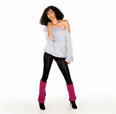 80 S Flashdance Headband - - Yahoo Image Search Results
