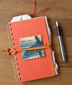 Perfect for recording your dreams and ideas over a cup of coffee. www.surfgirlbeachboutique.com