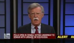 Bolton: Sending Kerry To Ukraine Talks Is 'Like Sending A Cupcake To Negotiate With A Steak Knife'..3?17>>>>