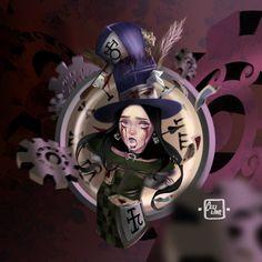 ArtStation - Alice: Madness Returns, Ceren Sengülen