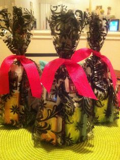 No Champagne, No Gain: Bachelorette Party Goodie Bags!