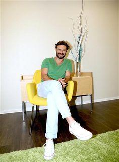"""Iván Sánchez concede una entrevista antes del final de su telenovela """"Lo Imperdonable"""" en Miami, Florida, el 7 de octubre de 2015.¿Nos sigues en Facebook?"""