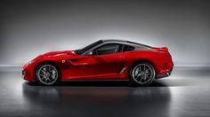 Ferrari GTO 599 Edición Limitada