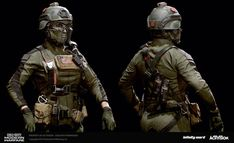 ArtStation - Call of Duty Modern Warfare 2019 Roze Season 4 Operator, Ricky Zhang Future Weapons, Future Soldier, Military Guns, Mystery Box, Modern Warfare, Call Of Duty, Season 4, Soldiers, Games