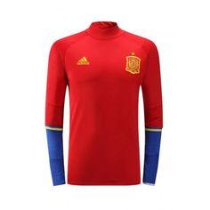 Survetement Espagne 2016 Rouge