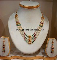 Light Weight Beads Chain Set
