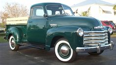 1947 Chevrolet 3100 5 Window Pickup 235 CI, 4-Speed presented as lot S90.1 at Denver, CO 2015 - image1