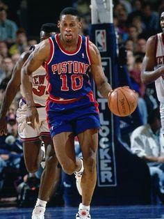 Dennis Rodman, the way I remember him. (On Detroit Pistons Dream Team) Detroit Basketball, Pistons Basketball, Detroit Sports, Basketball Legends, Sports Basketball, Basketball Players, Basketball Floor, Michael Jordan, Bad Boy Pistons