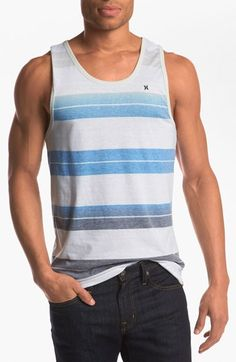 Hurley Hawk 2.0 Tank Top available at #Nordstrom