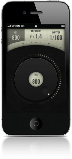 a camera remote app idea