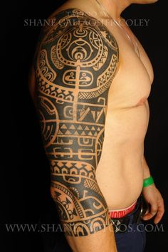 "Dwayne ""The Rock"" Johnson Inspired Tattoo on Yves. (still in progress)"