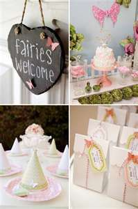 TINKERBELL PARTY IDEAS | Lovely Little People
