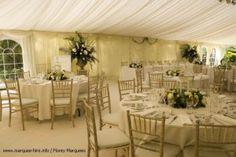 cream-ivory-wedding-tent - ivory on ivory wedding themes