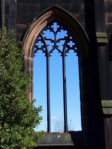 Gothic Design Ideas   The pointed arch is a classic Gothic shape.