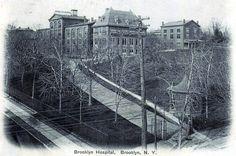 Brooklyn Hospital 1900