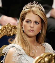 Princess Madeleine of Sweden   # Pin++ for Pinterest #