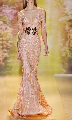 "princesspastelrose: ""Zuhair Murad Spring 2014 couture """