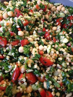 wheat berry kale salad more kale salads wheat berry salad raw salad ...