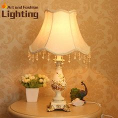 (45.00$)  Watch more here - http://aix1b.worlditems.win/all/product.php?id=32495428250 - Luxury white palace table lamp resin carved decorative light AJ06