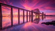 Your pictures of Saturday's sunset in Scotland - BBC News