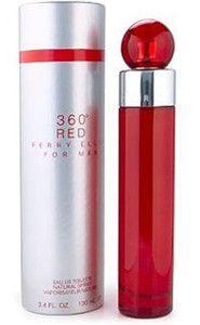 Perry Ellis 360 Red Eau De Toilette Spray for Men