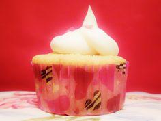 The Most Perfect Vanilla Cupcake!