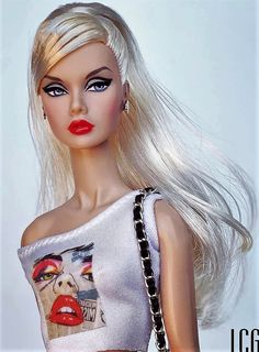Barbie Hair, Barbie Life, Barbie World, Barbie Dress, Barbie Clothes, Fashion Royalty Dolls, Fashion Dolls, Poppy Doll, That Poppy