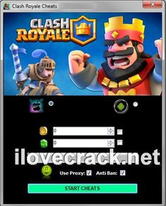 Royale Cheat Codes Clash Hack http://ift.tt/1STR6PC