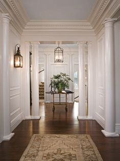 Hall Historic Panels Design, Pictures, Remodel, Decor and Ideas - page 131