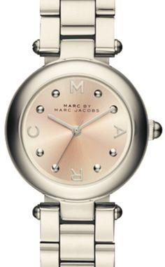 a6d4cb75fc9f Marc by Marc Jacobs Dotty Womens MJ3451 Marc Jacobs Watch