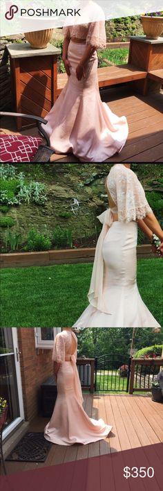 Sherri Hill Prom Dress Gorgeous Pink Sherri Hill Prom dress, worn once, no alterations done! Sherri Hill Dresses Prom