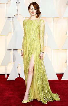 Oscars 2015 Red Carpet Fashion: What the Stars Wore - Us Weekly