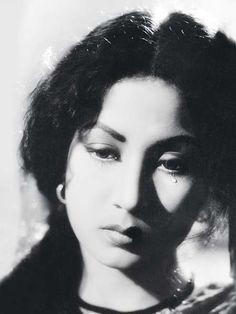 Deep, Intense, Melancholic, actress, poetess, mysterious, feminine, creative, sublime, sensitive, ~ { Meena Kumari } August 1, 1932
