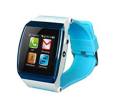 Bluetooth GSM Smart Watch Phone MP3 MP4 Touch Screen Camera Smartwatch(Blue)  #Bluetooth #camera #phone #screen #Smart #SmartwatchBlue #Touch #Watch MonitorWatches.com