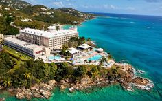 The Top All-Inclusive Resorts in the U.S. Virgin Islands