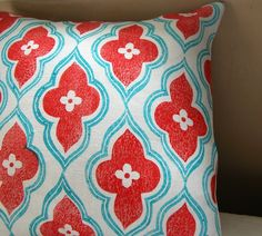 Ogee by Patricia Garmhausen of Giardino (discovered via french knot french-knot.tumbl...)